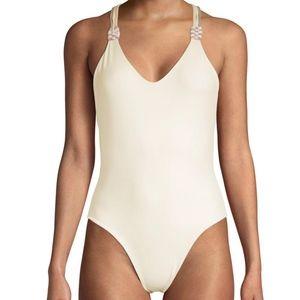 Tularosa One-Piece Dorthy Swimsuit NWT